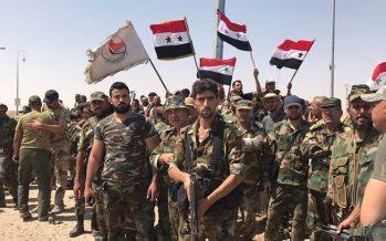 Siria toma el control de Abu Kamal, último baluarte de Daesh