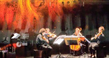 Sonart Quartett celebrará un concierto en el marco de la segunda temporada del festival TonalÁtonal