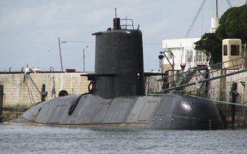 48 horas sin dar señal: desaparece un submarino argentino