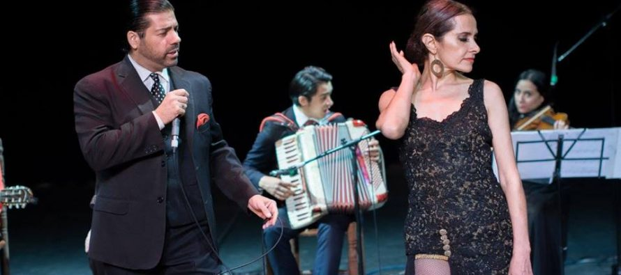 Tango Flamenco, Dos Culturas Una Pasión, un amor imposible a escena