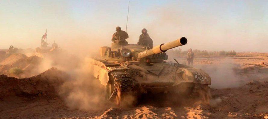 El Ejército sirio reconquista toda la ciudad de Deir ez Zor