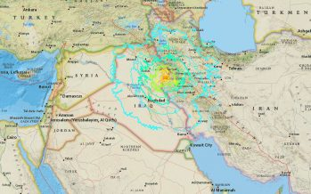 475 muertos y 7 mil heridos, tras terremoto en Irán e Irak