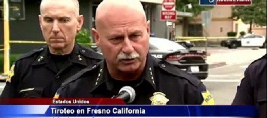 Tres muertos, saldo de tiroteos en el norte de California