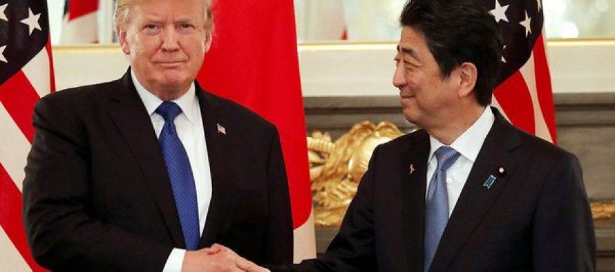 Japón y EEUU, listos para usar fuerza contra Piongyang