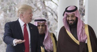 El juego de poder saudita de Mohammed bin Salman