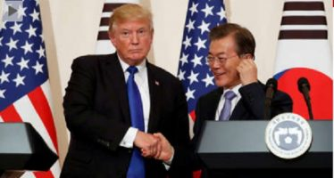 Liberan poder ofensivo de misiles de Corea del Sur