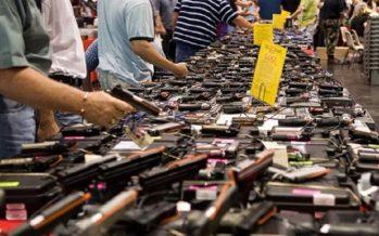 Armas podrían batir récord de ventas en EE.UU.