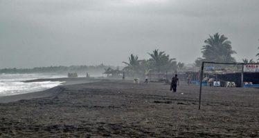 Veracruz: Prevén cielo nublado, lloviznas y rachas de viento