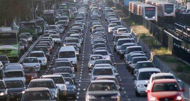 Capitalinos pierden 100 horas al mes, por el tráfico