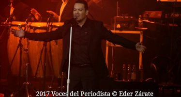 Victor Manuelle incendió a ritmo de salsa el Teatro Metropólitan