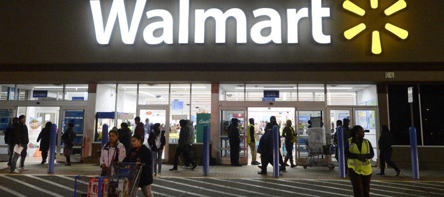 Tiroteo dentro de tienda de Walmart en Colorado