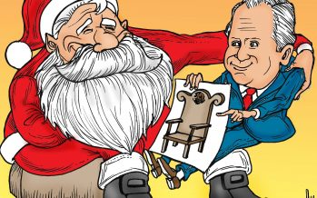 Cartita a Santa