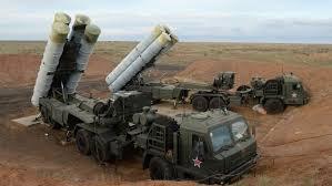 Sistema ruso de defensa antiaérea S-400. Foto: Sputnik
