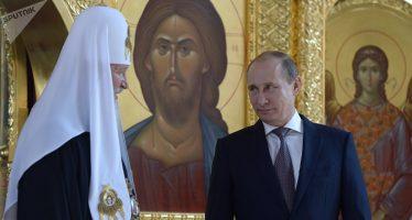 ¿Por qué asiste Putin al Concilio pontificio?