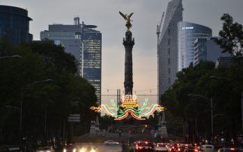 Cerrado tramo de Reforma por concierto de Año Nuevo