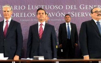 Peña Nieto: 2017 concluye con resultados positivos en México