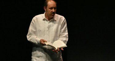 50 de Cien, reflexiones de un libro en soledad con Rodrigo Murray llega al Lunario del Auditorio Nacional