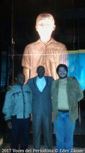 Acto conmemorativo por el cuarto aniversario luctuoso de Nelson Mandela 3