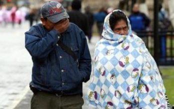 Alertan a la población de Tamaulipas por nuevo frente frío