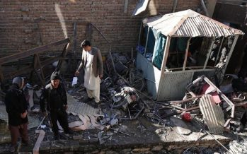 Atentado en Kabul deja al menos 40 muertos y decenas de heridos