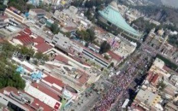 Autoridades continúan vigilancia por llegada de feligreses a Basílica