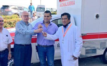 Avanza reconstrucción en Oaxaca a tres meses del sismo Narro