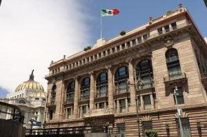 Banco de México. Foto: Wikipedia