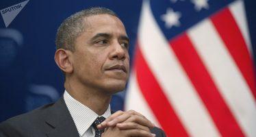 Obama lamenta la salida de EEUU de acuerdo nuclear con Irán