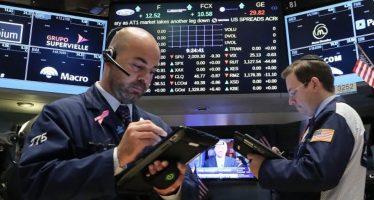 Bolsa de NY opera con cautela, ante debate de proyecto fiscal