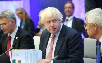 La misión (casi) imposible de Boris Johnson en Moscú