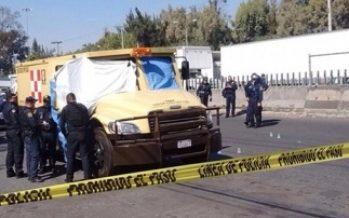 En Aragón intento de asalto a camioneta de valores