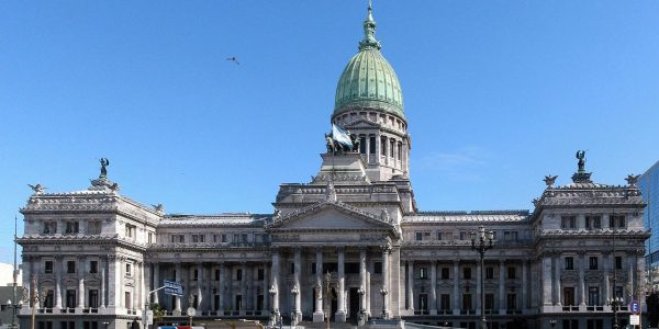 Congreso Nacional Buenos Aires (Wikimedia Commons)