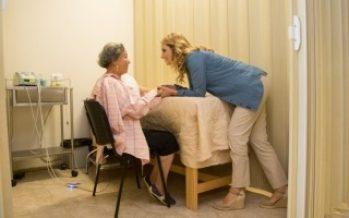 Cuidar nietos o enfermos es eficaz como una rutina de ejercicio