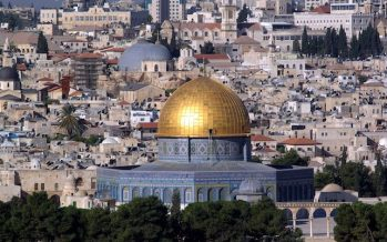 Diálogo, vía para resolver conflicto Palestina-Israel, refrenda México