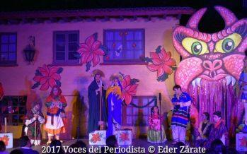 """Teatro Producciones presenta: La Tradicional Pastorela de Coyoacán """"Diablos Revolucionarios"""""""