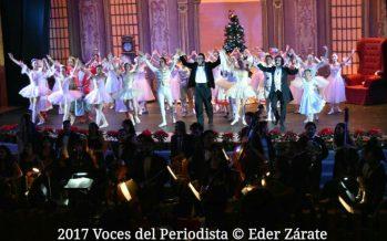 El Cascanueces se ha convertido en una tradición para la Filarmónica de las Artes
