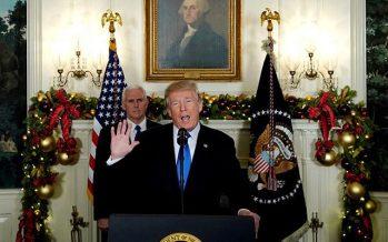 El Congreso de EEUU y la resolución de impeachment