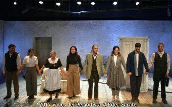 BH5, La Rama de Teatro y Oscar Uriel presentan: El Jardín de los Cerezos de Antón Chêjov