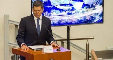 Elige Senado a Héctor Marcos Díaz-Santana como titular de la Fepade