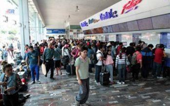 Estudiantes tienen descuentos en transporte durante vacaciones