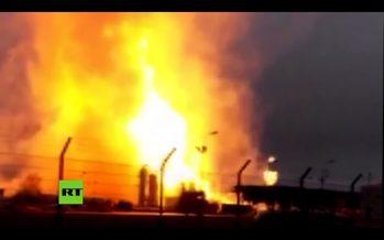 Emergencia en Italia por explosión de un gasoducto austríaco