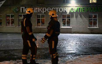Detienen al responsable del atentado en San Petersburgo