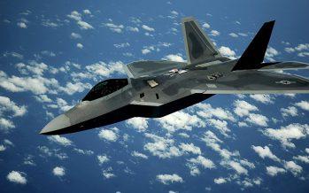 F-22 de EU impidió a los Su-25 rusos cumplir su tarea en Siria