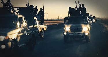 Daesh entra en pánico y trata de escapar desesperadamente de Siria