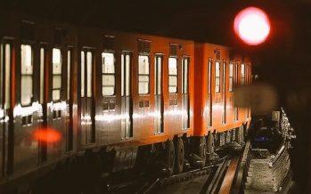 Horario especial en el Metro de la Ciudad de México
