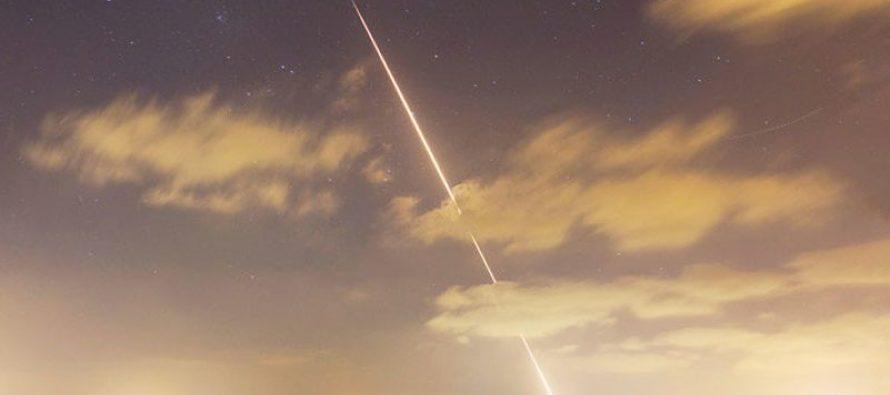 Intercambio de misiles entre Gaza e Israel