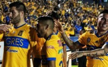 Listo encuentro del partido de ida de la Final del Torneo de Liga MX
