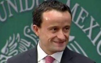 Mikel Arriola buscará la candidatura del PRI para la CDMX