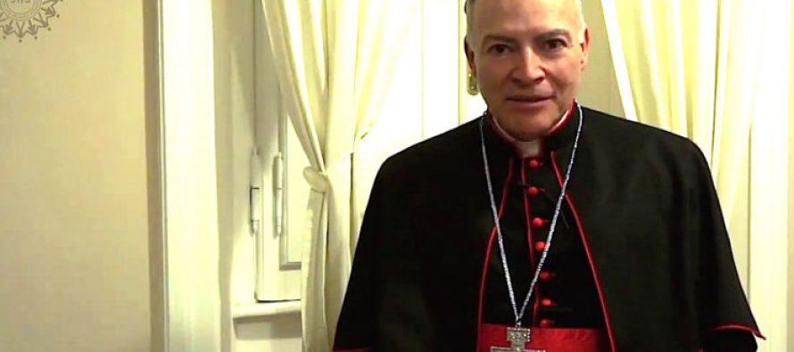 Carlos Aguiar Retes, nuevo arzobispo primado de México