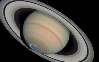 NASA investigan anillos de Saturno